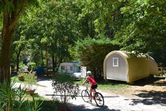 Cyclotourisme dans le Tarn