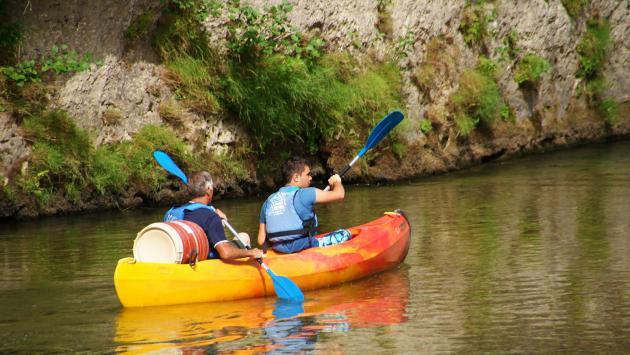 Canoe Kayak dans le Tarn