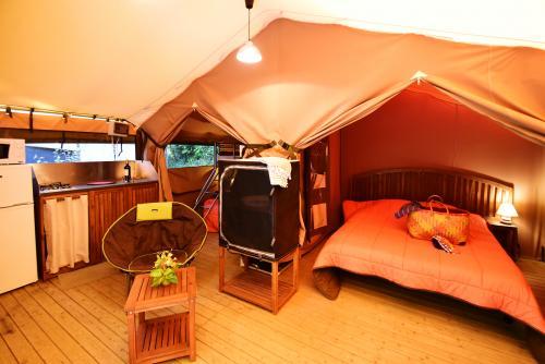 Lodge confortable pour vacances en famille
